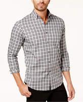 Club Room Men's Tartan Shirt, Created for Macy's