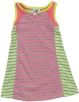 Erge Paris Jersey Dress (Baby) - Pink/Multicolor-18 Months