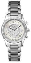 Breil Milano Miglia Crystal & Stainless Steel Chronograph Bracelet Watch