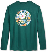 Tommy Bahama Men's Relax Graphic Long-Sleeve T-Shirt