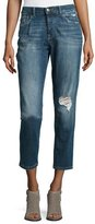 DL1961 DL 1961 Goldie High-Rise Tapered Jeans, Morgan