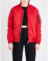 Boy London Shell bomber jacket