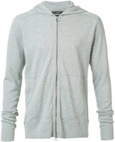 Wings + Horns Wings+Horns - zipped hoody - men - Cotton - L