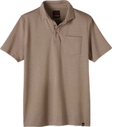 Prana Men's Brock Short Sleeve Polo
