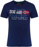 Napapijri Round Neck Solim T-shirt