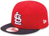 New Era Babies' St. Louis Cardinals 9FIFTY Snapback Cap