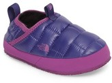 The North Face Girl's Thermal Tent Mule Ii Water Resistant Slipper