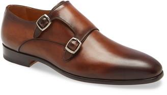 Magnanni Lisbon Double Monk Strap Shoe