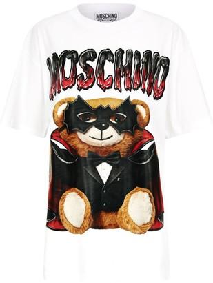 Moschino Bat Teddy T-Shirt
