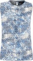 Oxford Tori Printed Tunic Multi X