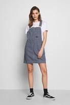 Dr. Denim Michigan Pinafore Dress Stripe - XS