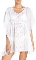 Tommy Bahama Women's Eyelet Cover-Up Tunic
