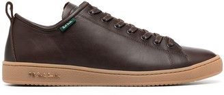 Paul Smith Lace-Up Leather Trainers