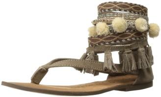 Naughty Monkey Women's Adriana Dress Sandal
