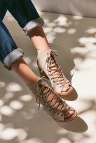 Jeffrey Campbell Cors Lace-Up Heel