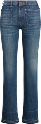 Ralph Lauren Flare Stretch Jean