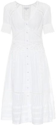 Velvet Suri cotton midi dress