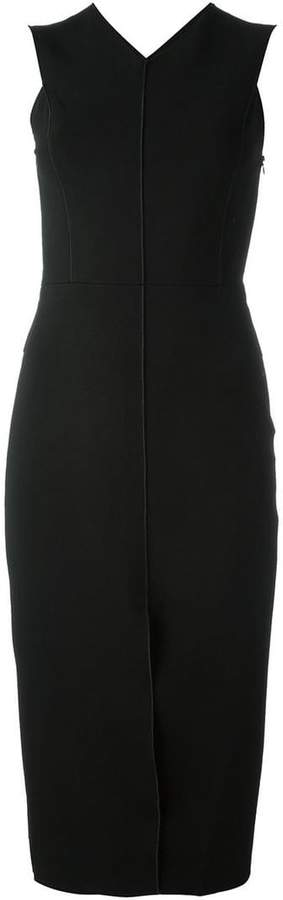 Rag & Bone v-neck fitted dress