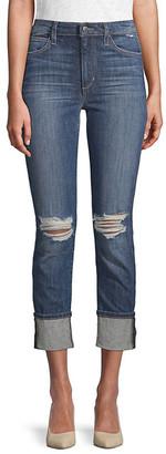 Joe's Jeans Regina High-Rise Skinny Ankle Cut