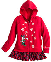 Disney Mouse Holiday Hoodie for Girls - Walt World