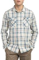RVCA Treets Plaid Flannel Shirt
