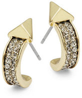 House Of Harlow Dakota Half Hoop Earrings, 0.5 in.