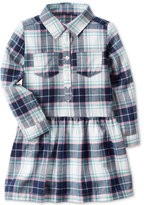 Carter's Drop-Waist Plaid Dress, Toddler Girls (2T-4T)