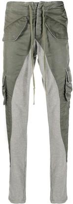 Greg Lauren Slim-Fit Lounge trousers