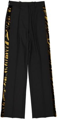 Hillier Bartley Black Linen Trousers for Women