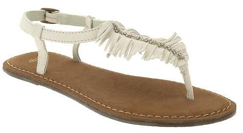 Gap Suede feather sandals