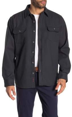 Weatherproof Vintage Heavy Twill Shirt Jacket