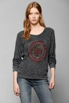 Urban Outfitters OBEY Cosmic Rib Long-Sleeve Tee