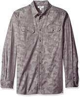 William Rast Men's Baker Button Down Shirt