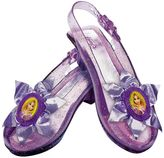 Disney Princess Rapunzel Kids Sparkle Costume Shoes