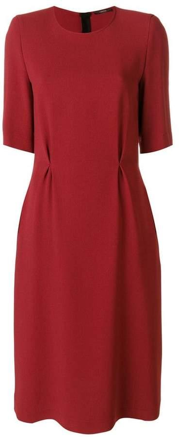 Odeeh classic shift dress