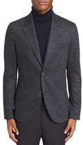 Lanvin Men's Check Sport Coat With Solid Back