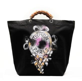 Utmon Es Pour Paris Parisienne Medium Shopper Abstract