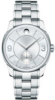Movado Women's Lx Stainless Steel Case Watch