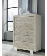 Everly Linneus 5 Drawers Chest Quinn