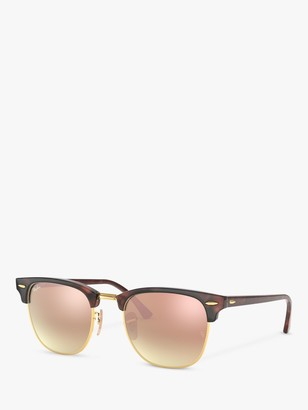 Ray-Ban RB3016 Men's Classic Clubmaster Sunglasses