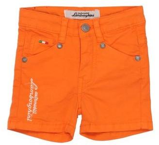 AUTOMOBILI LAMBORGHINI Bermuda shorts