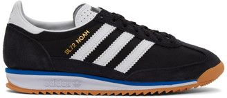 Noah NYC Black adidas Originals Edition SL 72 Sneakers