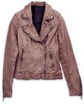 Liebeskind Leather Biker Jacket