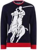 Polo Ralph Lauren Interlock Pony Sweatshirt