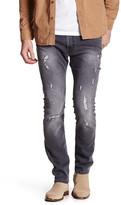 Diesel Thavar Skinny Distressed Jean