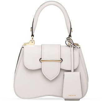 Prada Sidonie Saffiano leather bag