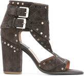 Laurence Dacade Deric sandals - women - Leather/Suede - 38