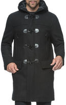Andrew Marc Weston Wool Twill Toggle Coat