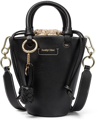See by Chloe Cecilya Small leather tote