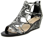 Bella Vita Isla Women Ww Open Toe Leather Wedge Sandal.